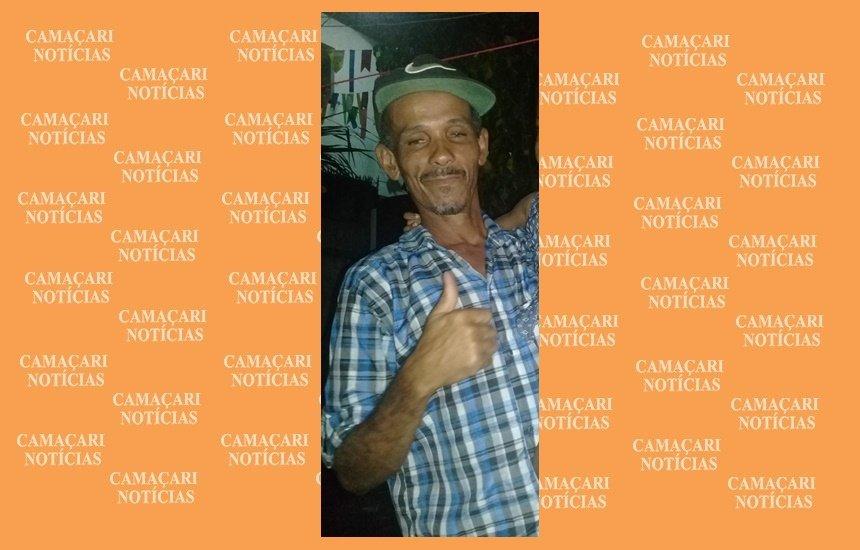 [Família procura por Jario Reis da Silva, desaparecido em Camaçari]