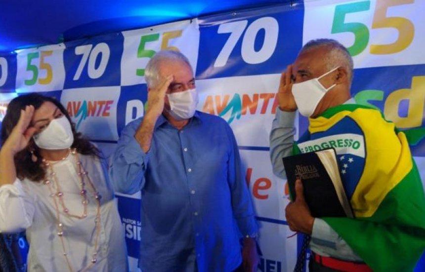 [Avante oficializa candidatura de Isidório à Prefeitura de Salvador]