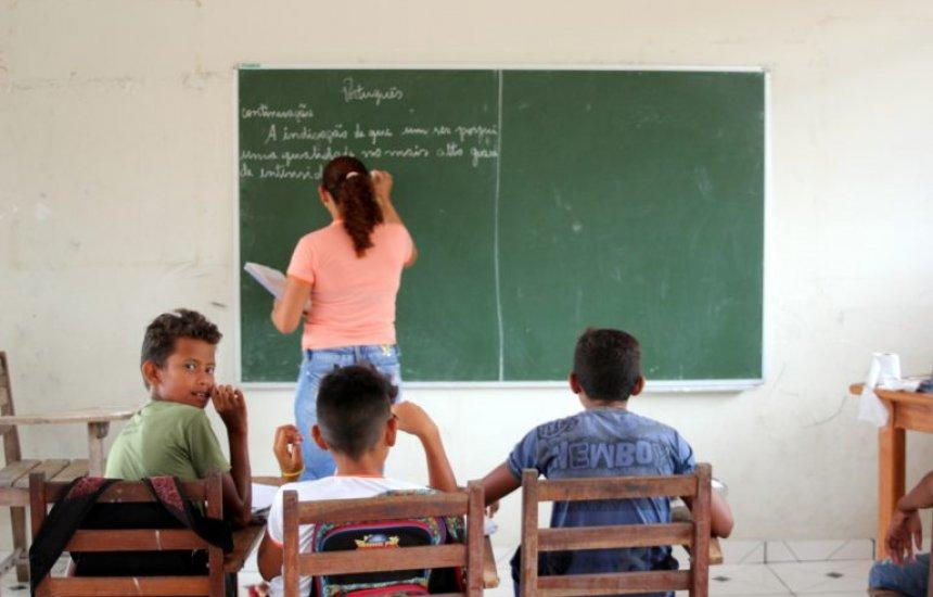 [Projeto permite o uso do salário-educação para pagar professores durante pandemia]