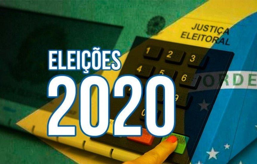 [Eleições 2020: partidos têm até esta quarta para realizar convenções]