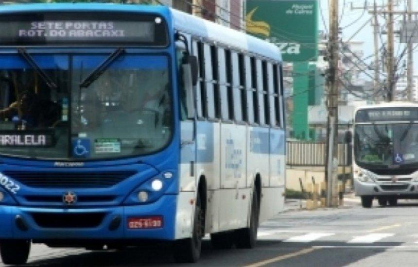 [MP recomenda retomada de circulação de 100% da frota de ônibus em Salvador]