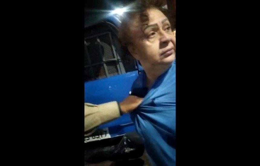 [Salvador: Idosa é detida por agredir companheira e chama PM negro de 'macaco' durante prisão]