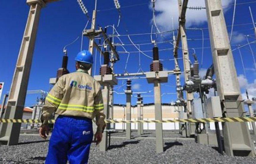 Fornecimento de energia terá interrupção nos bairros Parque Verde I e II