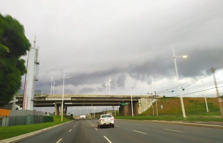 [Salvador tem previsão de céu nublado e chuvas ao longo da semana]
