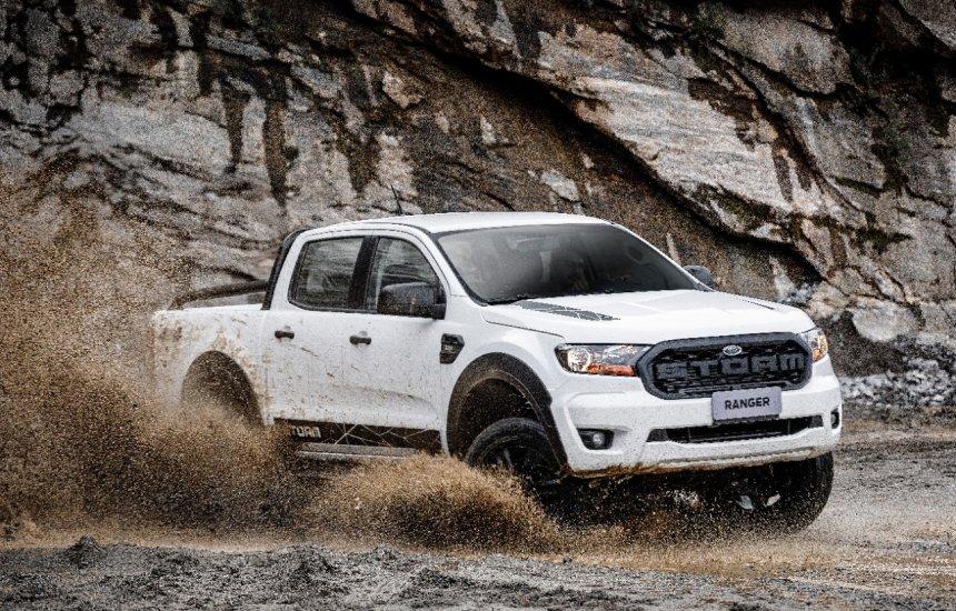 [Ford vai promover vendas especiais de toda a linha em live]