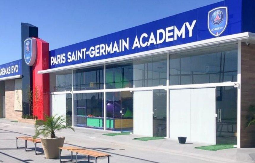 [PSG inaugura primeira unidade da PSG Academy em Lauro de Freitas]