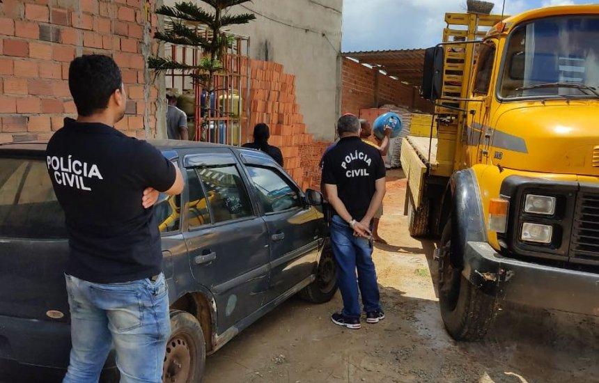 [Comércio clandestino de botijão de gás é desarticulado em cidade da Bahia]