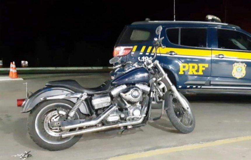[Homem é preso em Vitória da Conquista com moto roubada em São Paulo]