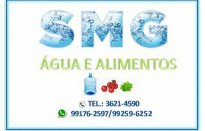 [SMG prioriza alimentos naturais, orgânicos e água puríssima para seus clientes. Faça seu pedido!]