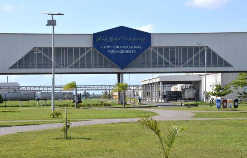 Ford reduz produção em 46% e anuncia Plano de Demissão Voluntária em Camaçari
