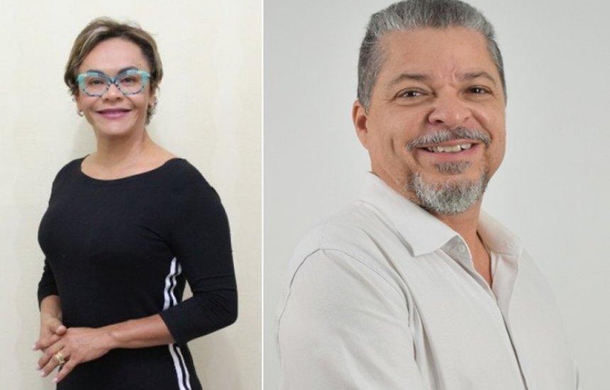 [Agenda política: candidatos Ivoneide Caetano e Heckel Pedreira visitam bairros de Camaçari]
