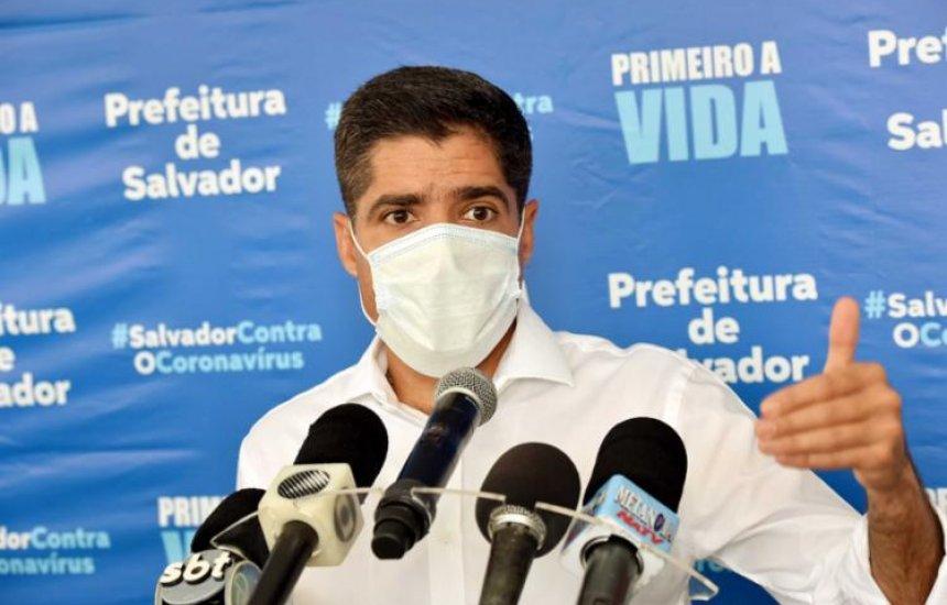 """[ACM Neto nega ter indicado Paulo Azi para Bolsonaro: """"Articulação da bancada""""]"""