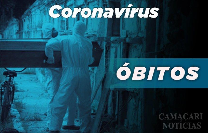 Mais um óbito por Covid-19 é registrado em Camaçari