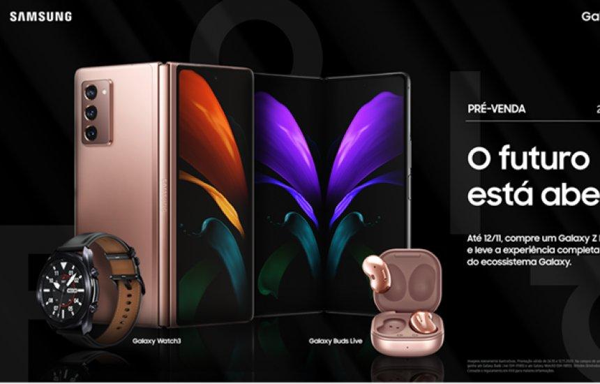 [Samsung Galaxy Z Fold2 5G chega ao Brasil por R$ 14 mil]