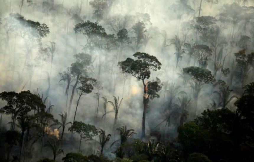 [Bolsonaro prorroga ação dos militares na proteção da Amazônia até abril de 2021]