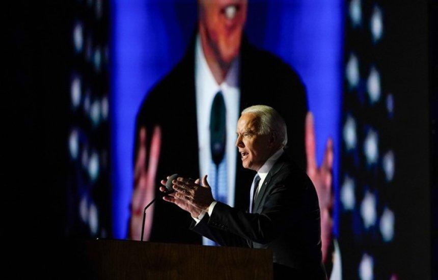 ['Prometo não dividir, mas unificar', diz Joe Biden no 1º discurso após ser declarado eleito presidente dos EUA]