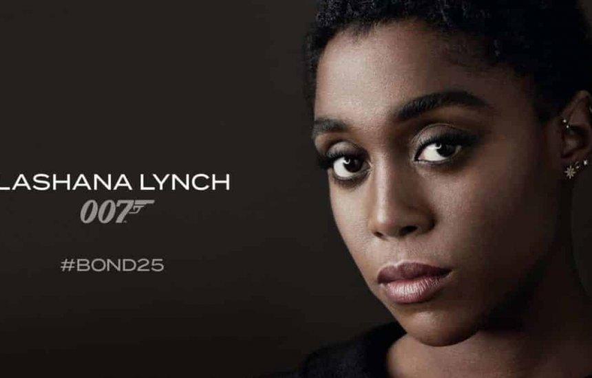 [Pela primeira vez, 'Agente 007' será interpretada por uma mulher negra]