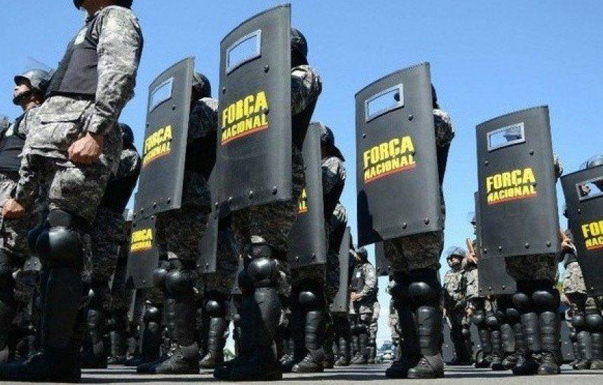 [Ministério da Justiça prorroga permanência da Força Nacional na Fronteira por mais 180 dias]