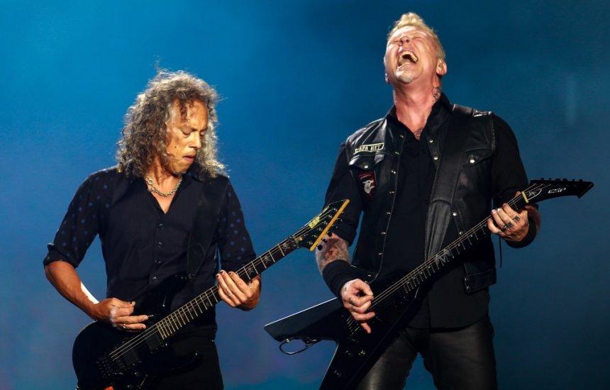 [Metallica adia mais uma vez shows que faria no Brasil em dezembro]