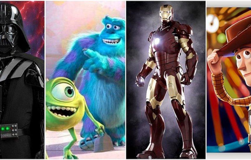 [Streaming Disney+ chega ao Brasil em parceria com Pixar, Marvel e Star Wars]