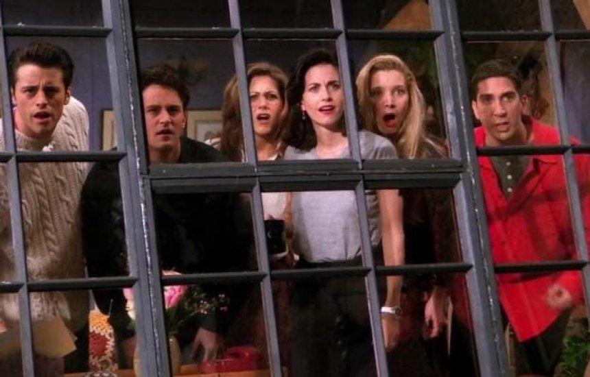 [Novo especial de Friends começa a ser gravado em março, diz Matthew Perry]