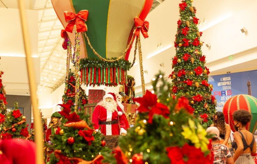 [1º sorteio da promoção de Natal será realizado pelo Boulevard Shopping Camaçari]