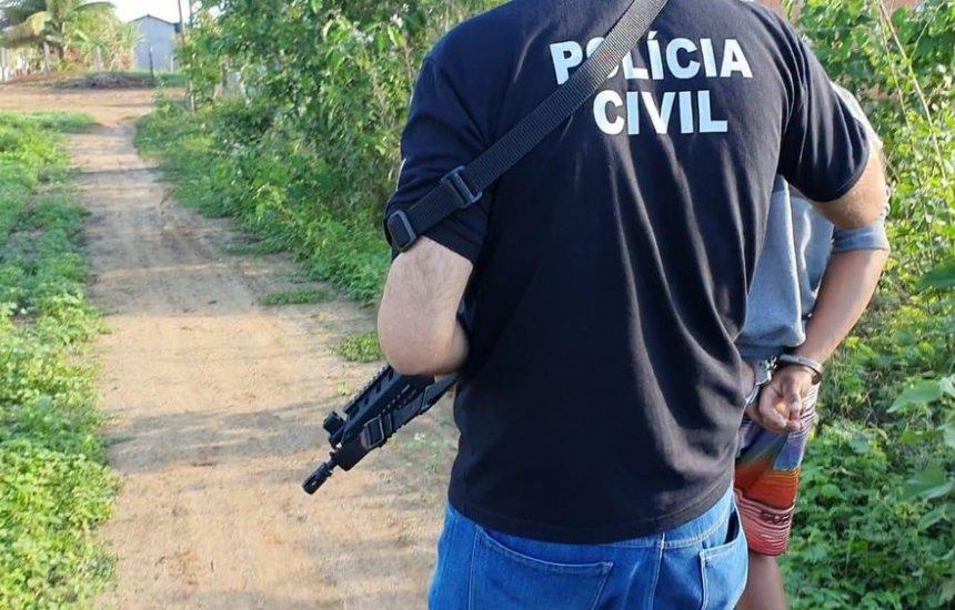 [Quatro homens são presos suspeitos de estuprar criança de 10 anos na Bahia]