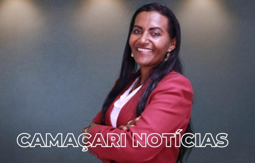 Eleita vereadora, Professora Angélica promete representar a mulher negra na Câmara