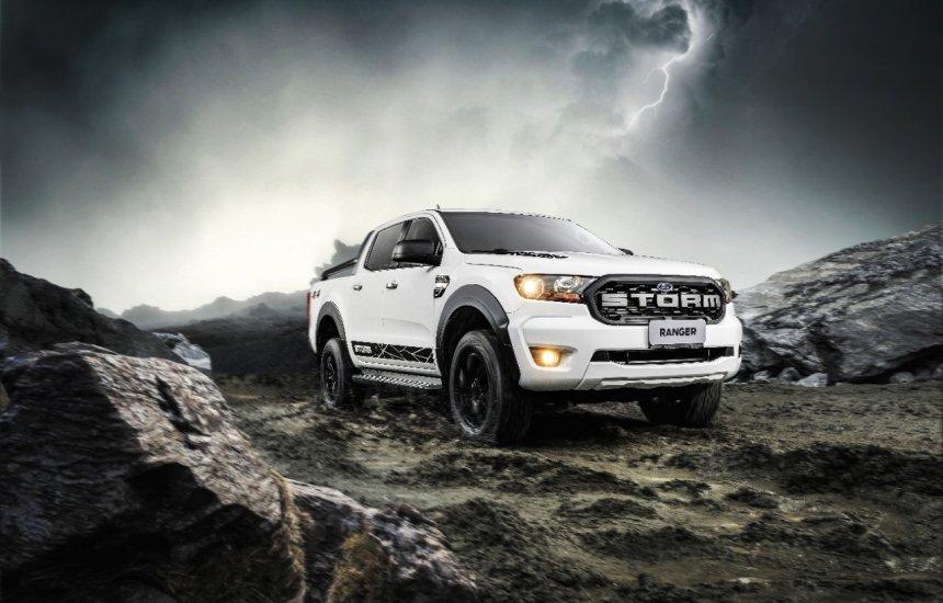 [Ford Ranger conquista recorde histórico de participação nas picapes em 2020]