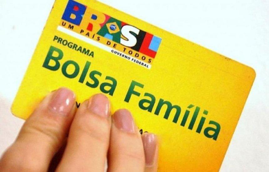 [Governo prorroga suspensão de revisões do Bolsa Família]