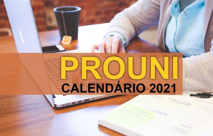 [Prouni 2021 divulga selecionados na 1ª chamada nesta terça-feira (19)]