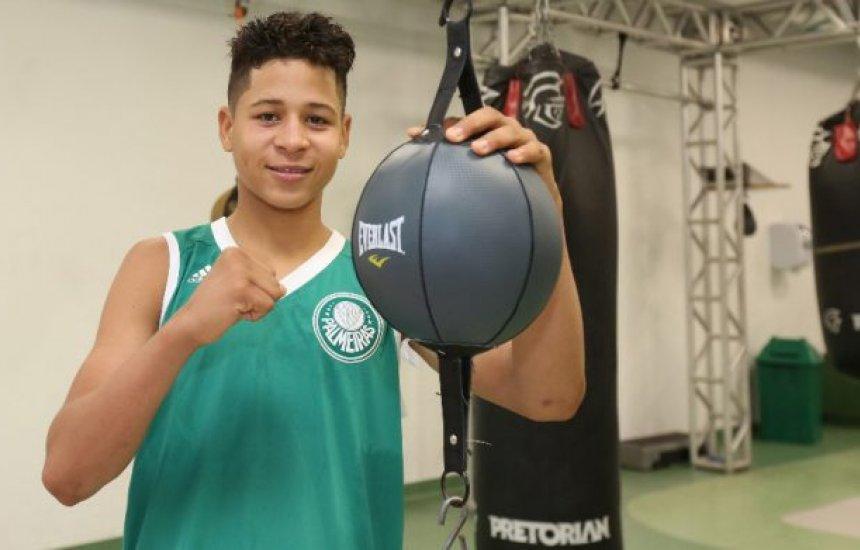 [Atleta de Camaçari é convocado pela Confederação Brasileira de Boxe]