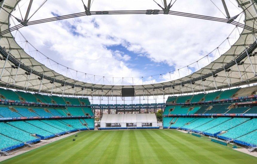 [Secretaria retifica informação sobre realização de jogos de futebol na Bahia]