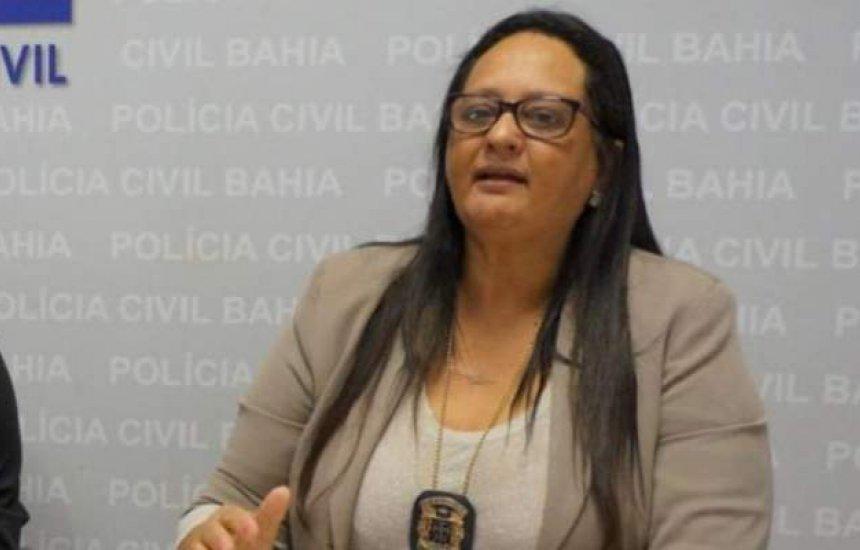 ['Não é afastamento judicial, estou tranquila', declara Maria Selma após decisão da Polícia Civil da Bahia]
