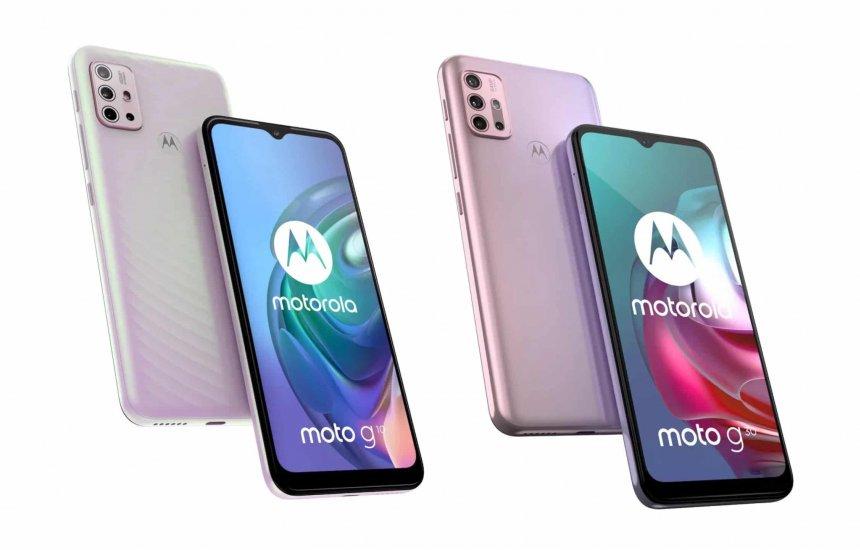 [Motorola anuncia novos baratinhos Moto G10 e Moto G30 no Brasil]