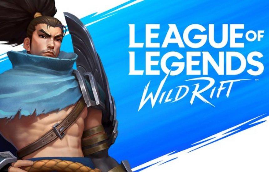 [League of Legends: Wild Rift chega ao Brasil em Beta aberto; saiba tudo]