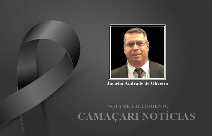 [Diretor da Líder FM, Jucielio Andrade morre vítima da Covid-19]