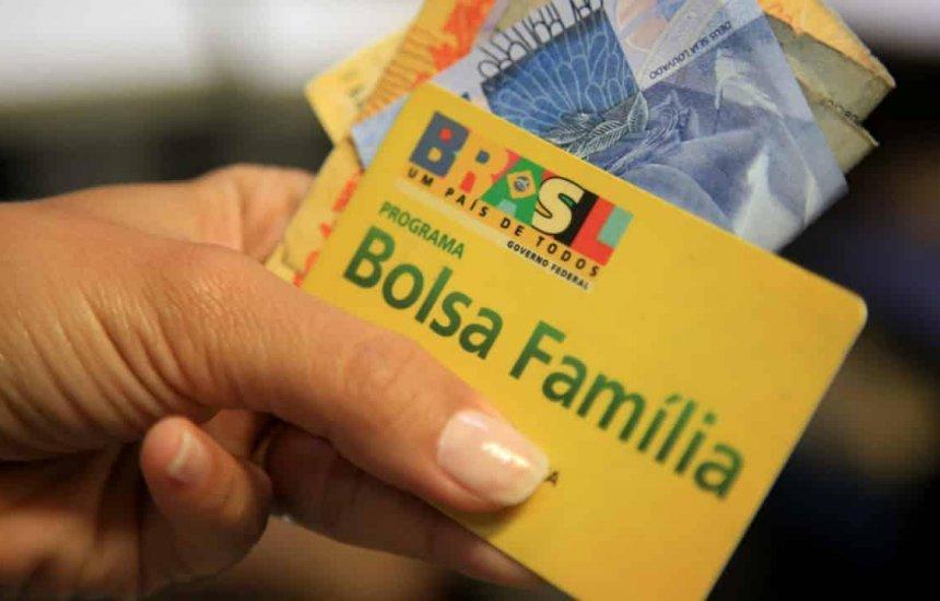 [Primeira parcela do auxílio começa a ser paga para beneficiários do Bolsa Família]