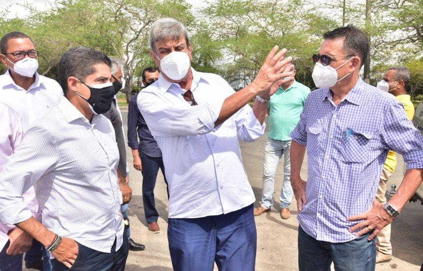 [Presidente do DEM, ACM Neto diz que vai retomar viagens ao interior da Bahia]
