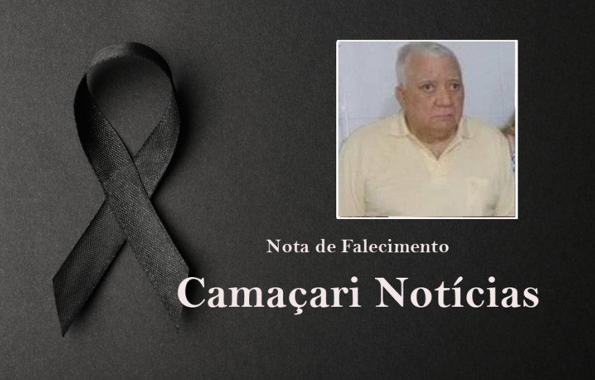 [Nota de Pesar: familiares dão o último adeus para Antônio Carlos]