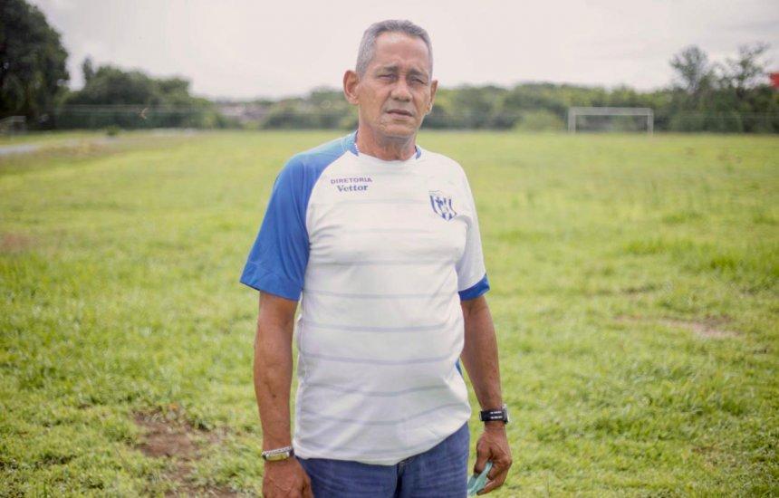 """[""""Curvelo estar à frente da secretaria de Esportes foi uma das motivações para retorno do Camaçari FC"""", diz vice-presidente do time]"""