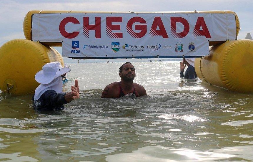 [Federação quer Salvador como sede da Copa do Mundo de maratona aquática]