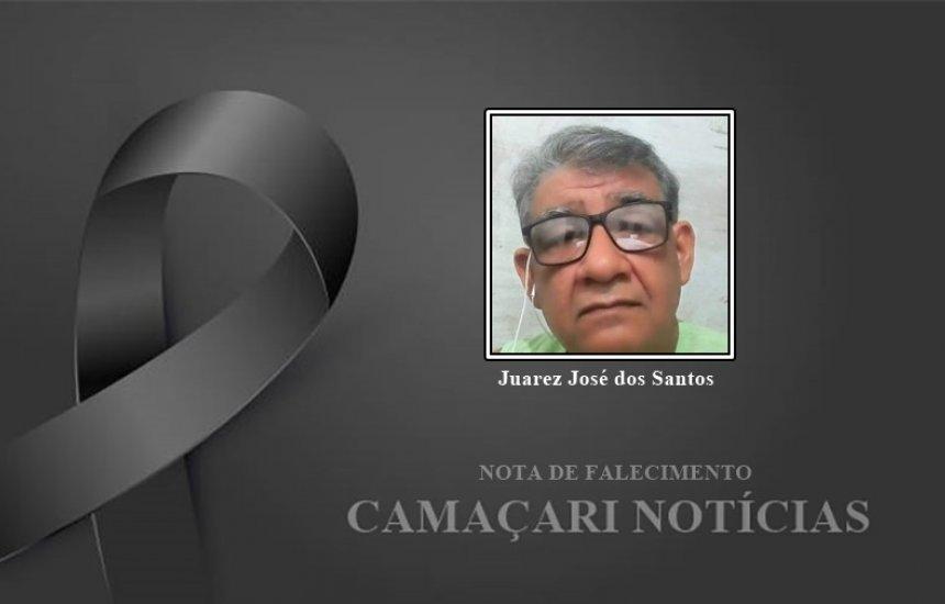 [Familiares e amigos se despedem do Sr. Juarez, vítima da Covid-19]