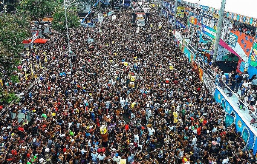 [Mirando Réveillon e Carnaval, prefeitura avalia fazer evento teste em julho]