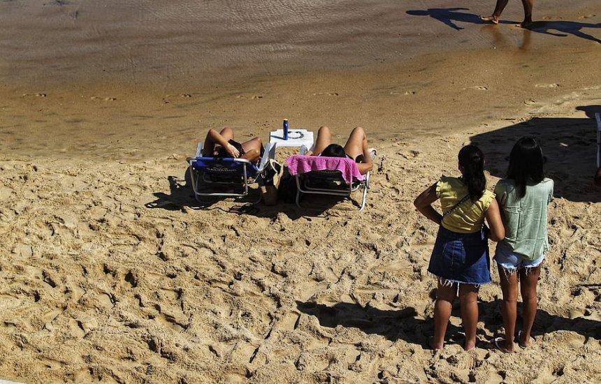 [Praias de Salvador estarão fechadas a partir de quinta-feira (24)]