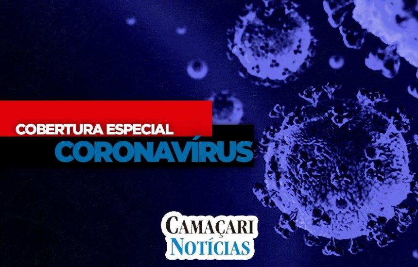 Coronavírus: 91 casos e dois óbitos são confirmados em Camaçari