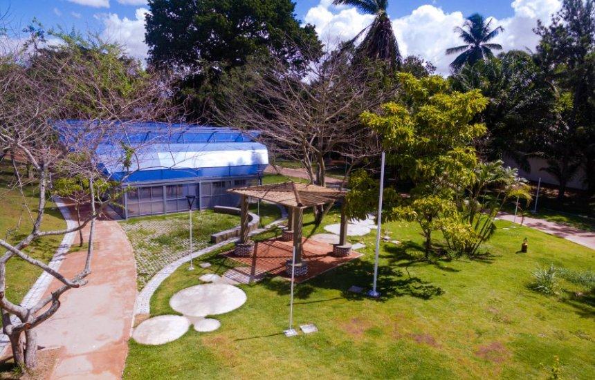 [Visitação no Horto Florestal Linaldo da Silva será aberta a partir de terça (28)]