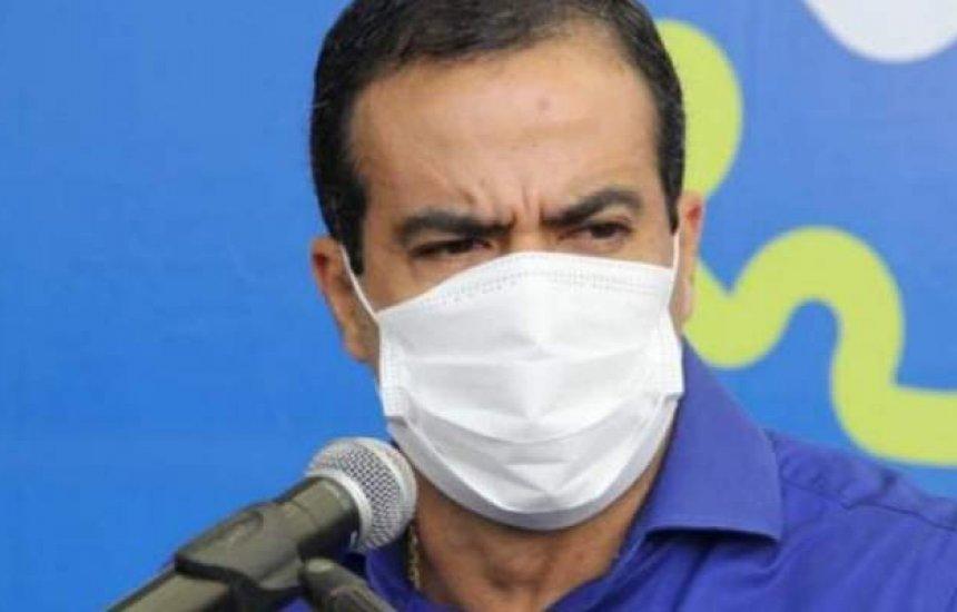 [Bruno Reis diz que 'ainda não há conversa' com governo sobre volta do público ao estádio]