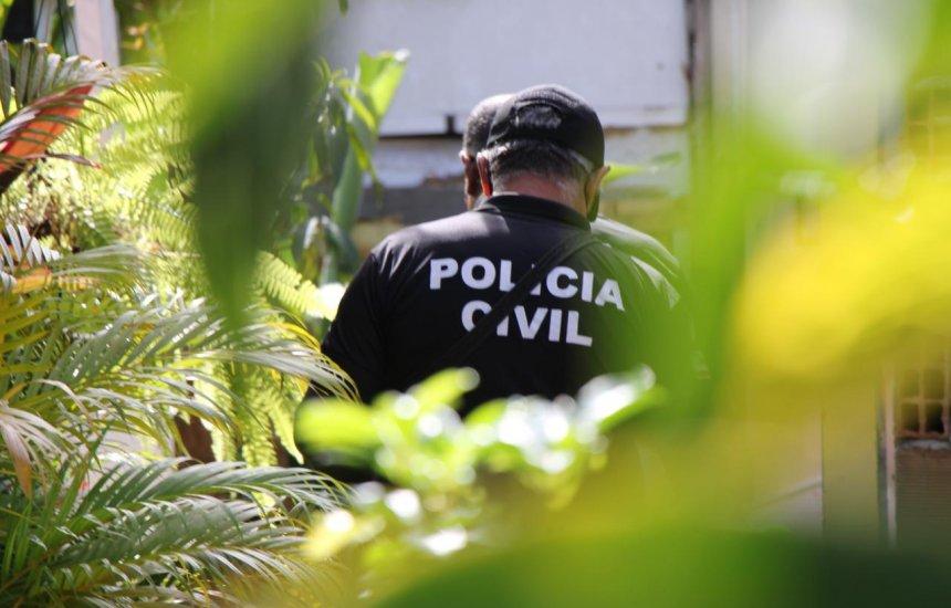 [Mandado de prisão é cumprido contra homem suspeito de violência doméstica em Camaçari]