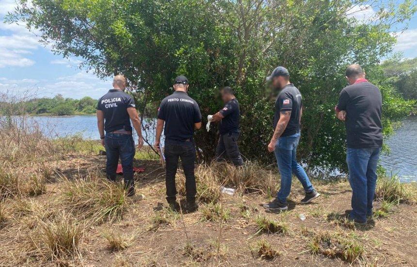 [Bahia: menino de 2 anos é achado morto perto de rio; mãe é suspeita de arremessar criança na água]